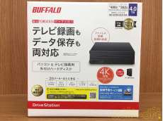 ★未使用品★HD-EDS4.0U3-BA 4TB BUFFALO