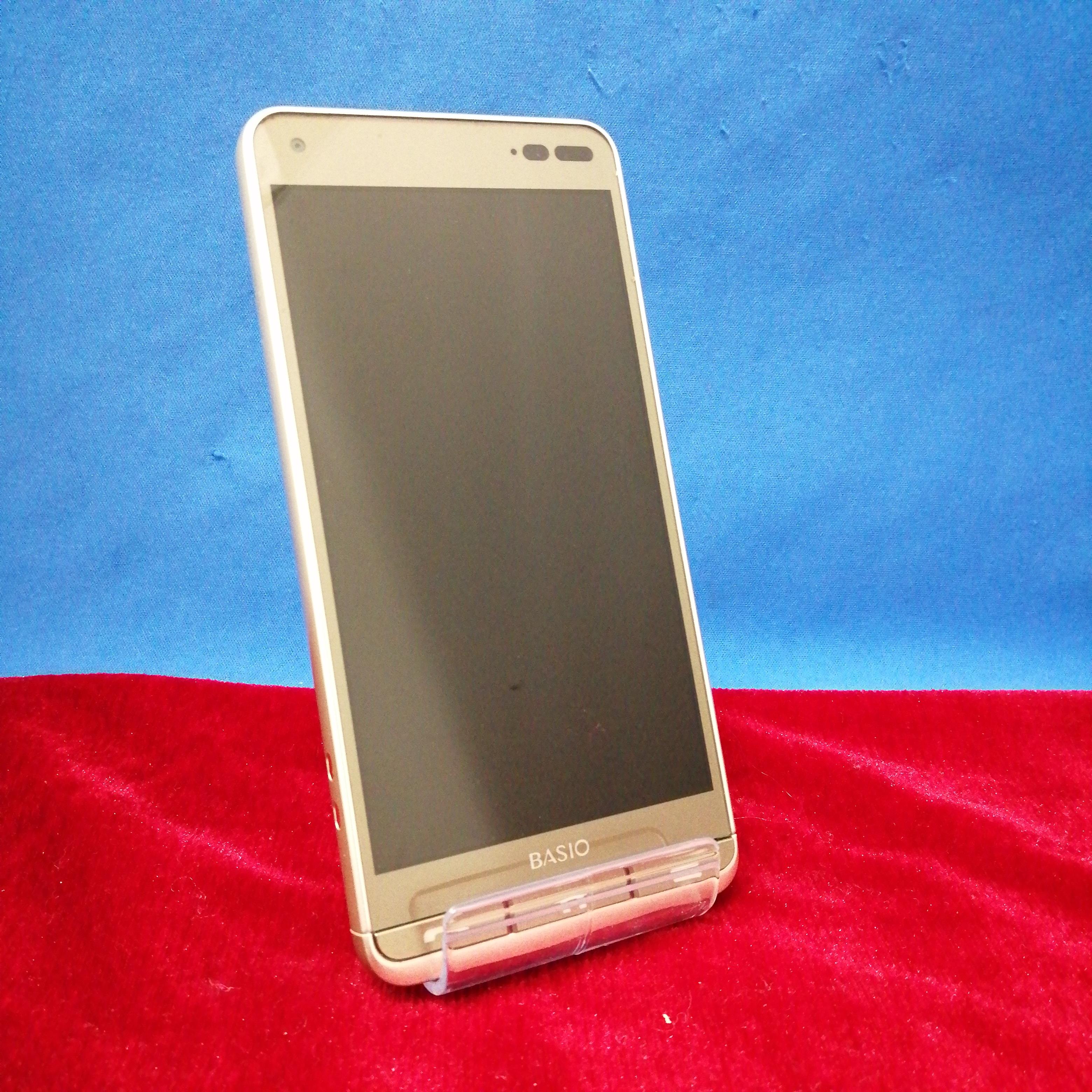 BASIO3 KYV43/ANDROIDスマートフォン|KYOCERA
