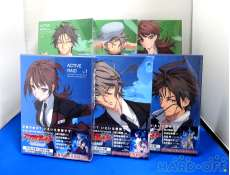 アクティヴレイド1st&2nd Blu-rayセット|VTZF71-76