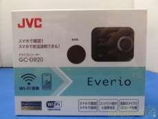 ドライブレコーダー/GC-DR20|JVC