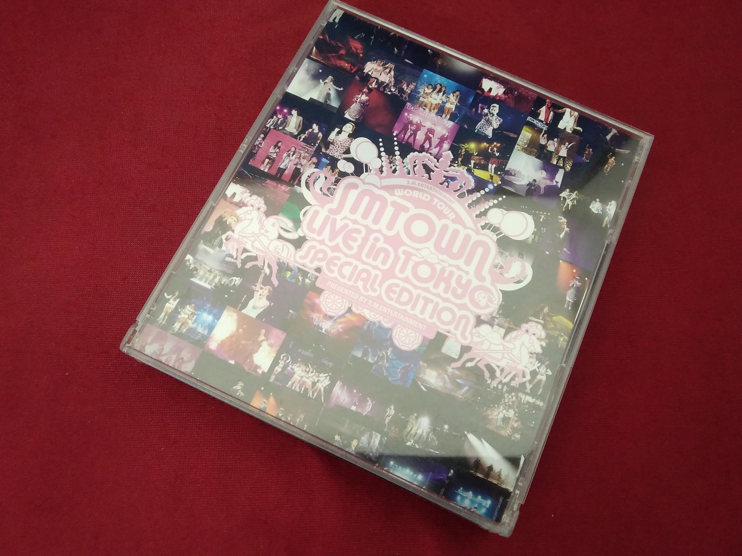 SMTOWN LIVE IN TOKYO SPECIAL EDITION|DVDK-POPオムニバス