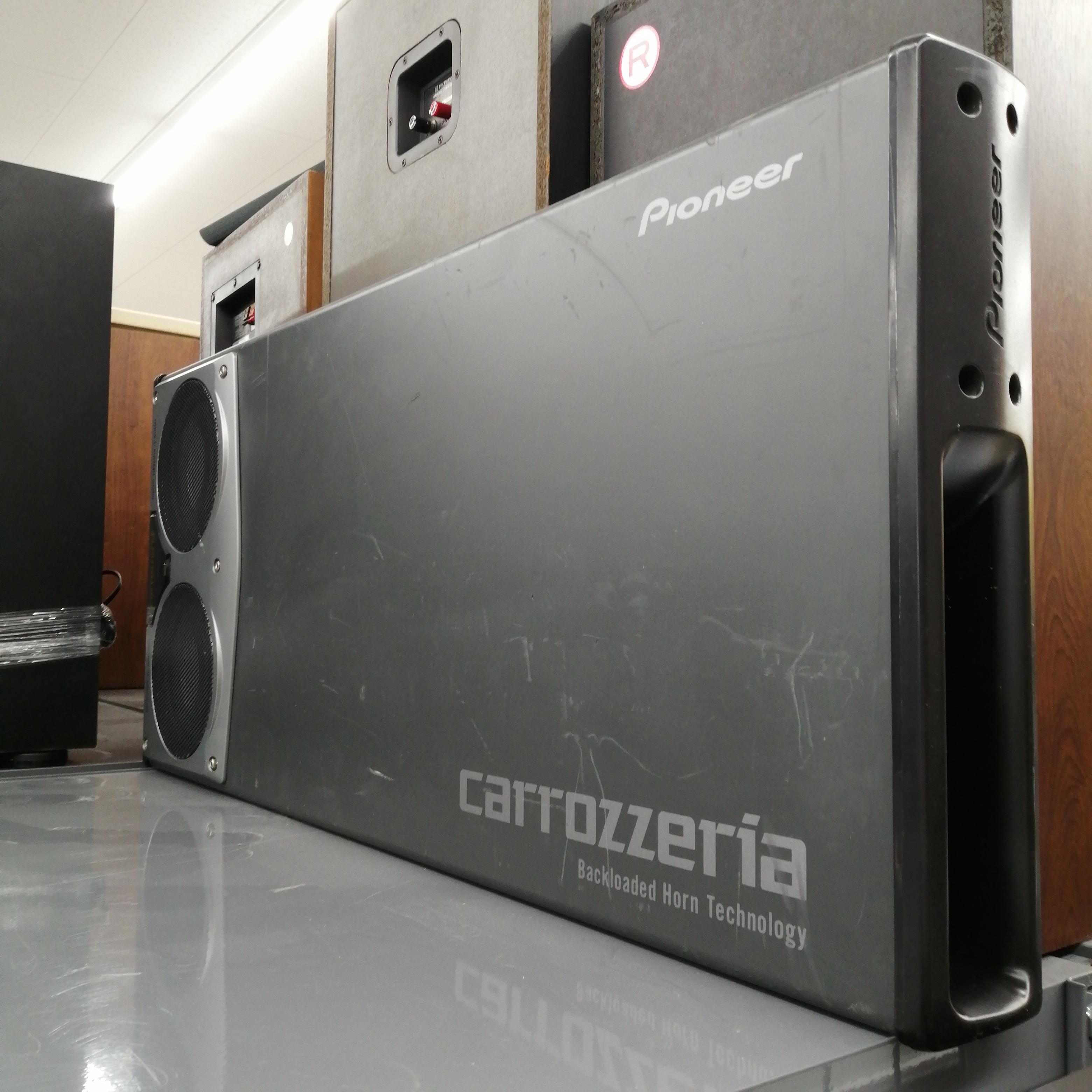 TS-WX1600A/サブウーファー(車載用) CARROZZERIA