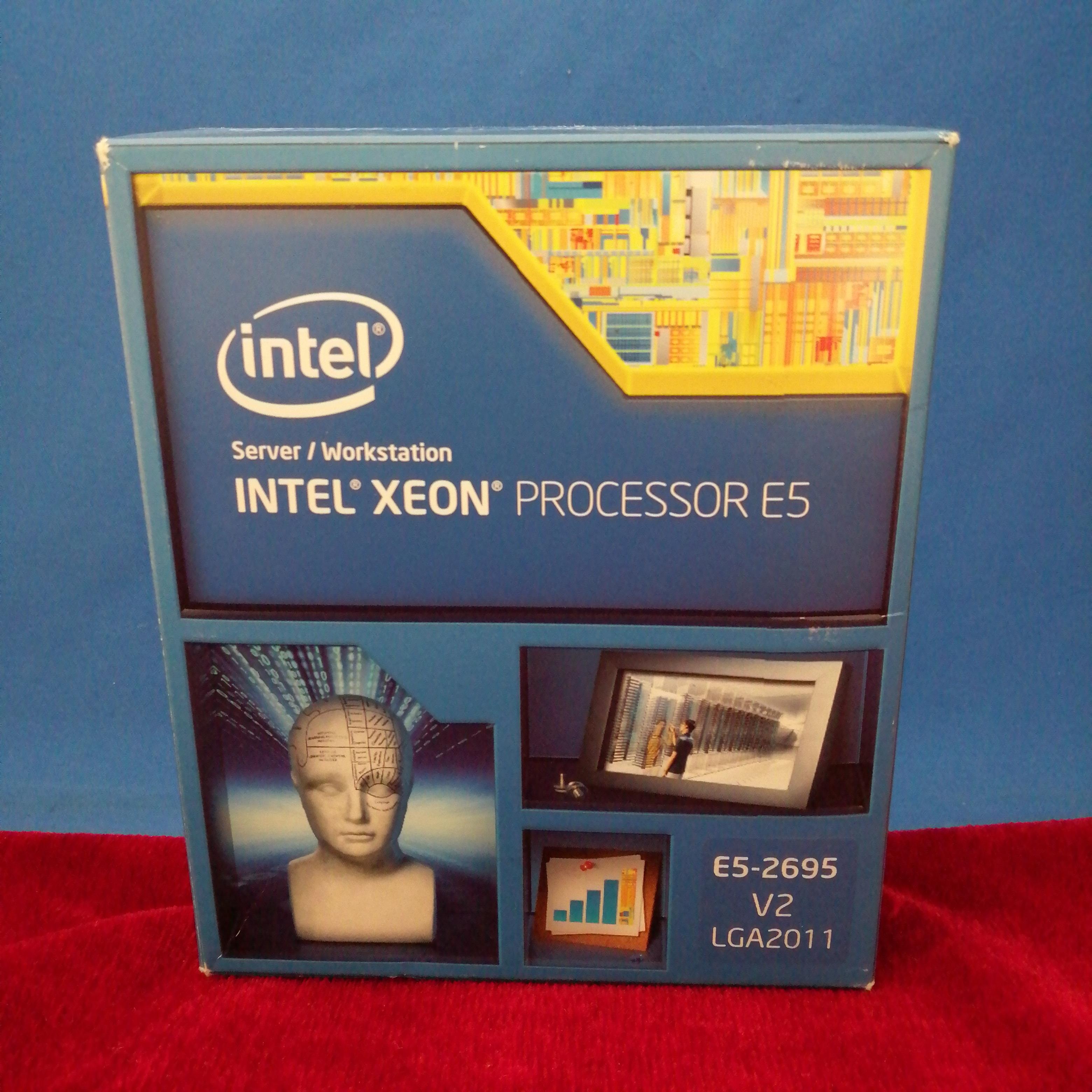 XEON E5-2695V2/SR1BA/CPU|INTEL
