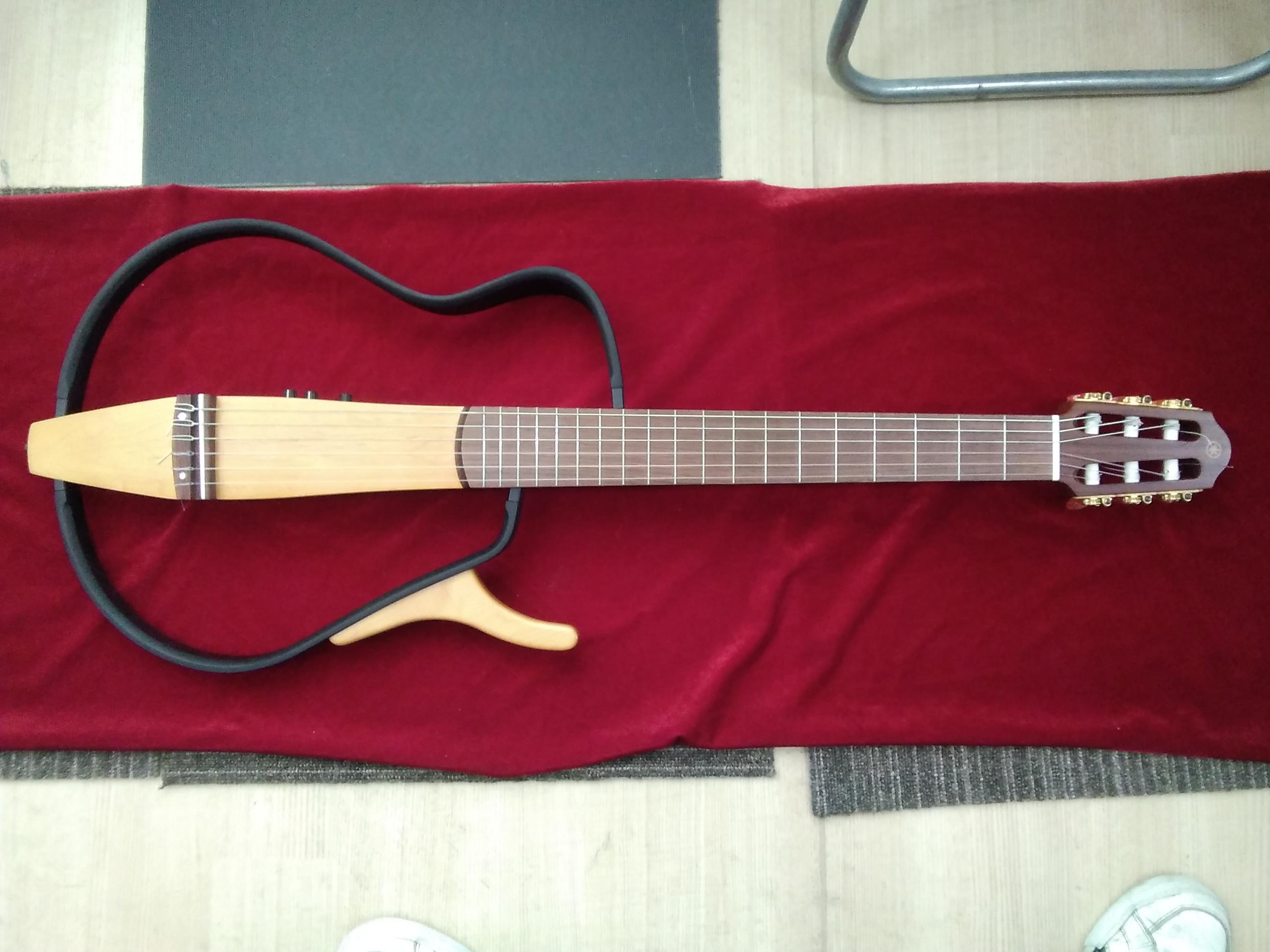 サイレントギター YAMAHA