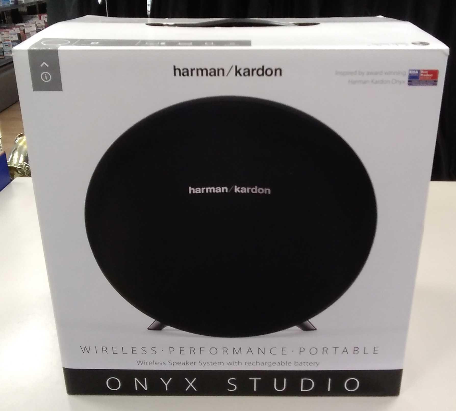 【未開封】Bluetoothスピーカー|HARMAN/KARDON