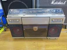 カセット・レコードプレーヤー SHARP