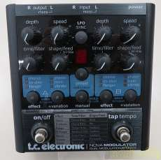 DJエフェクター TC ELECTRONIC
