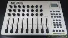 MIDIフィジカルコントローラー|EVOLUTION