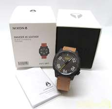 RANGER 40 LEATHER|NIXON