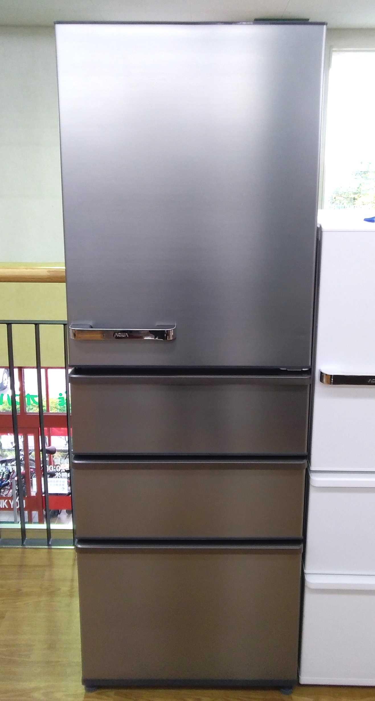 4ドア冷凍冷蔵庫|AQUA