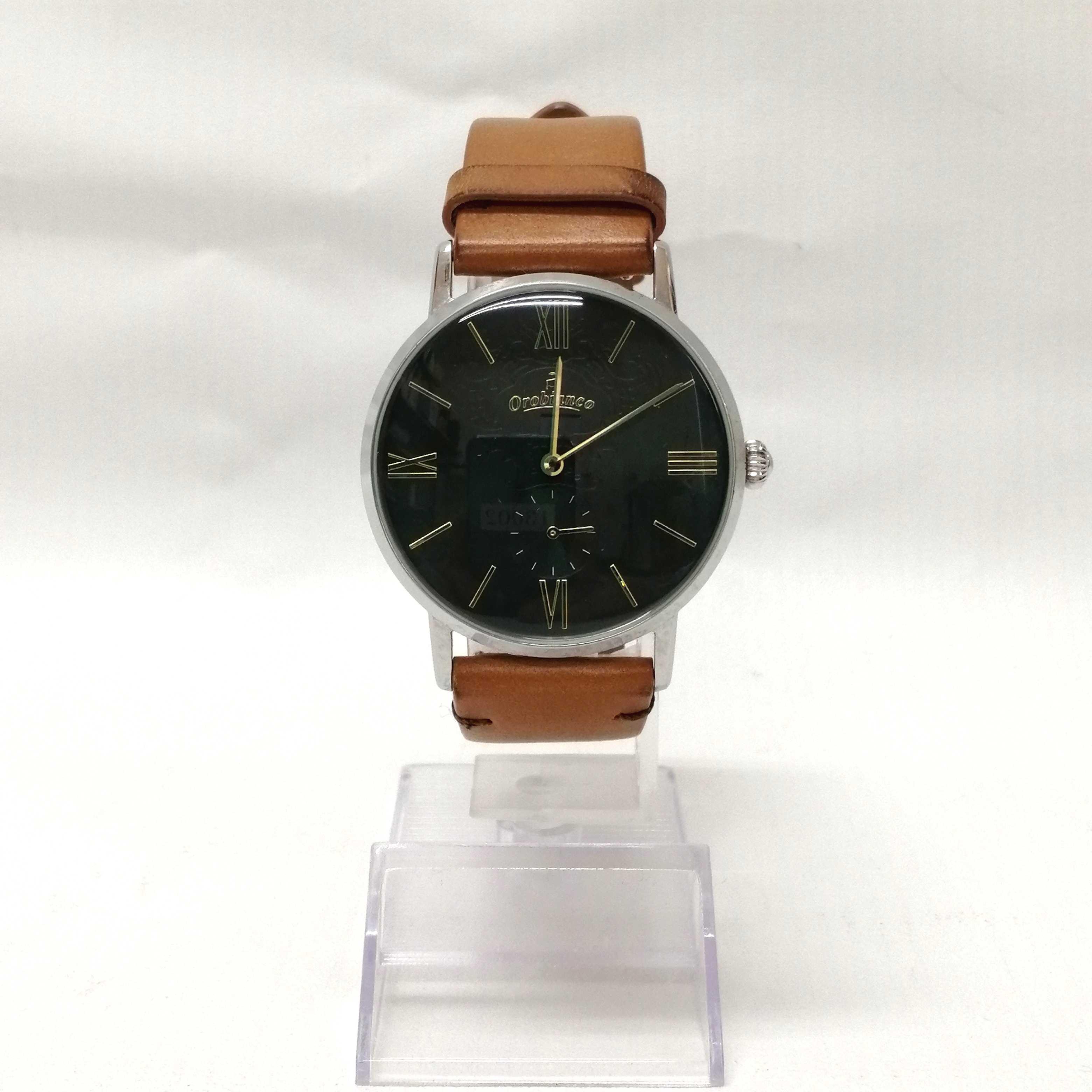 腕時計|OROBIANCO