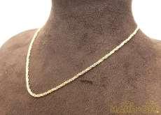 K18.PT850ネックレス|宝石無しネックレス