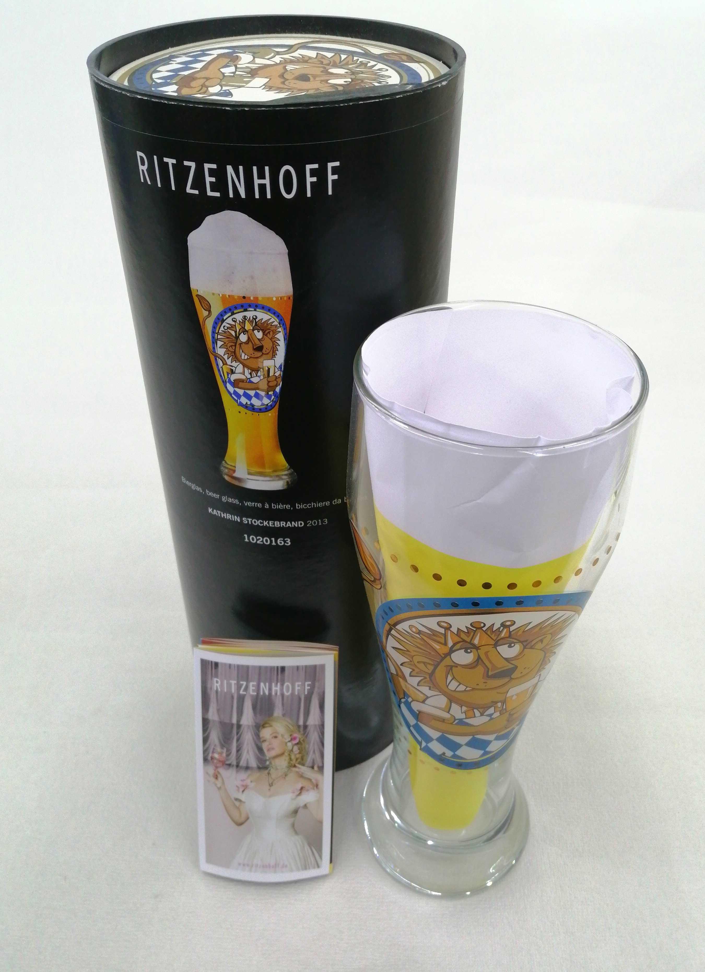 ビアグラス|RITZENHOFF