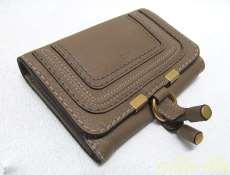 MARCIEカーフ財布|CHLOE
