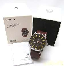 SENTRY LEATHER|NIXON