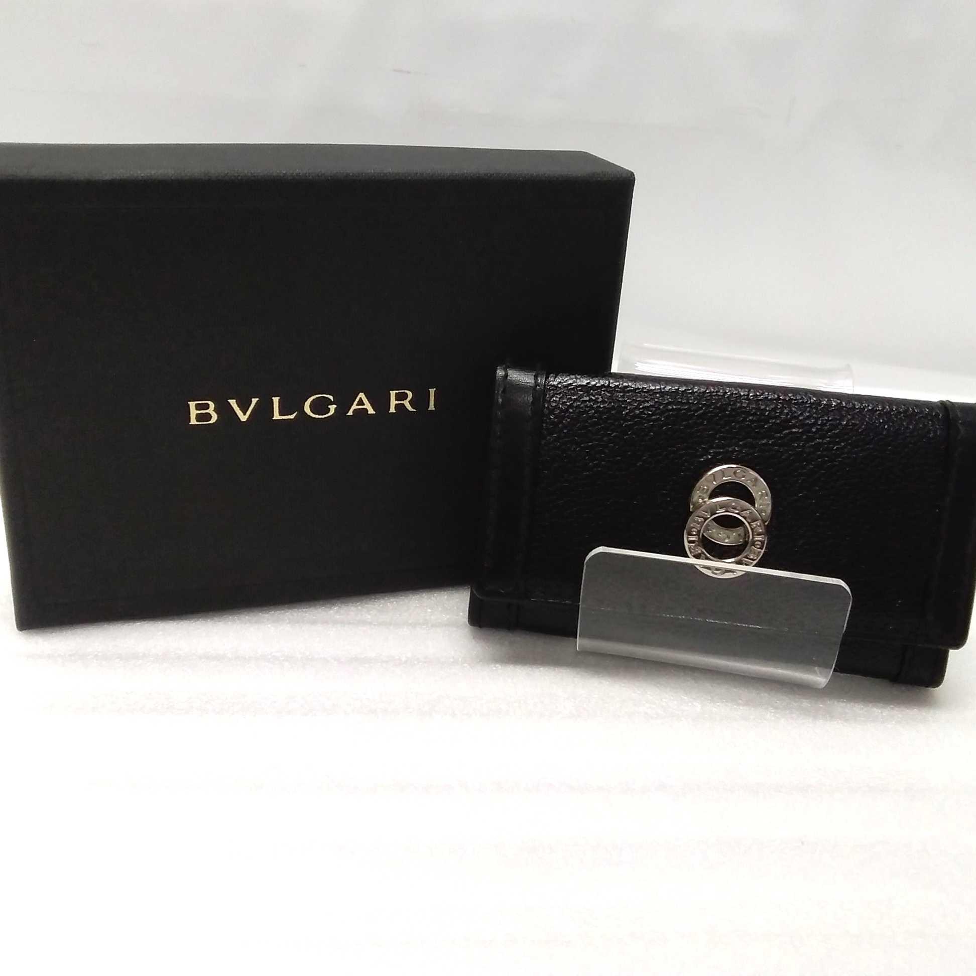 4連キーケース|BVLGARI