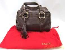 レザーハンドバッグ|BALLY