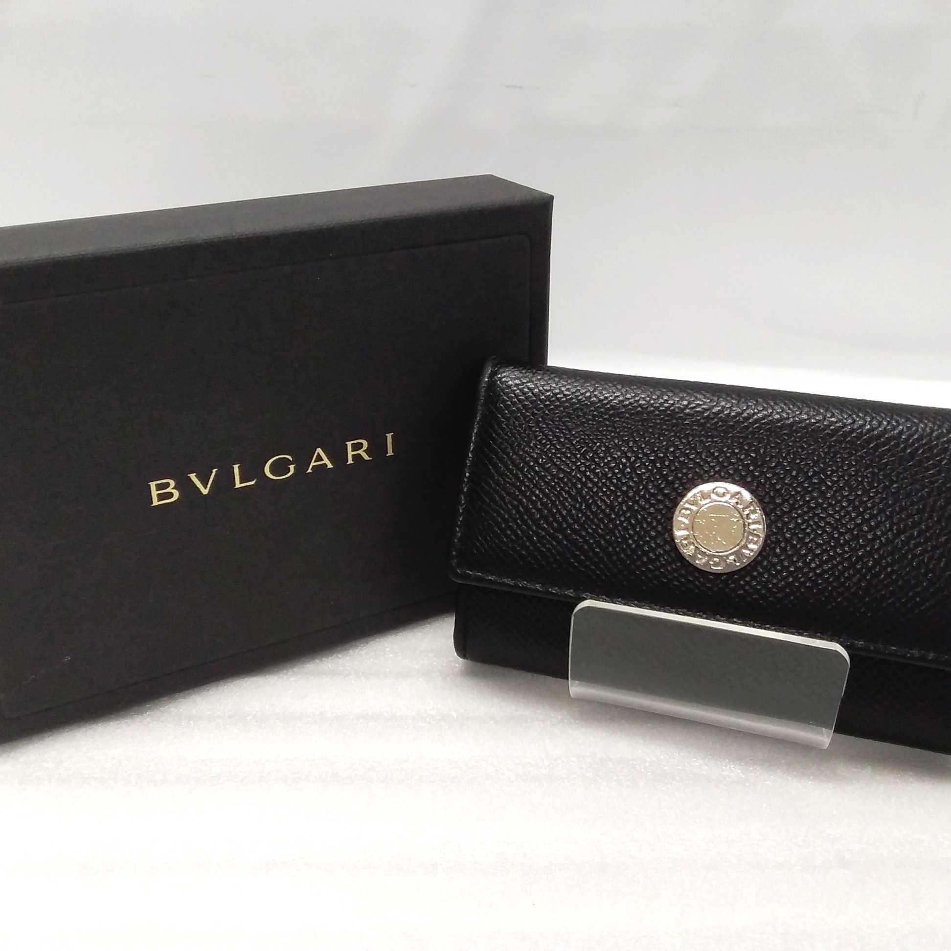 6連キーケース|BVLGARI