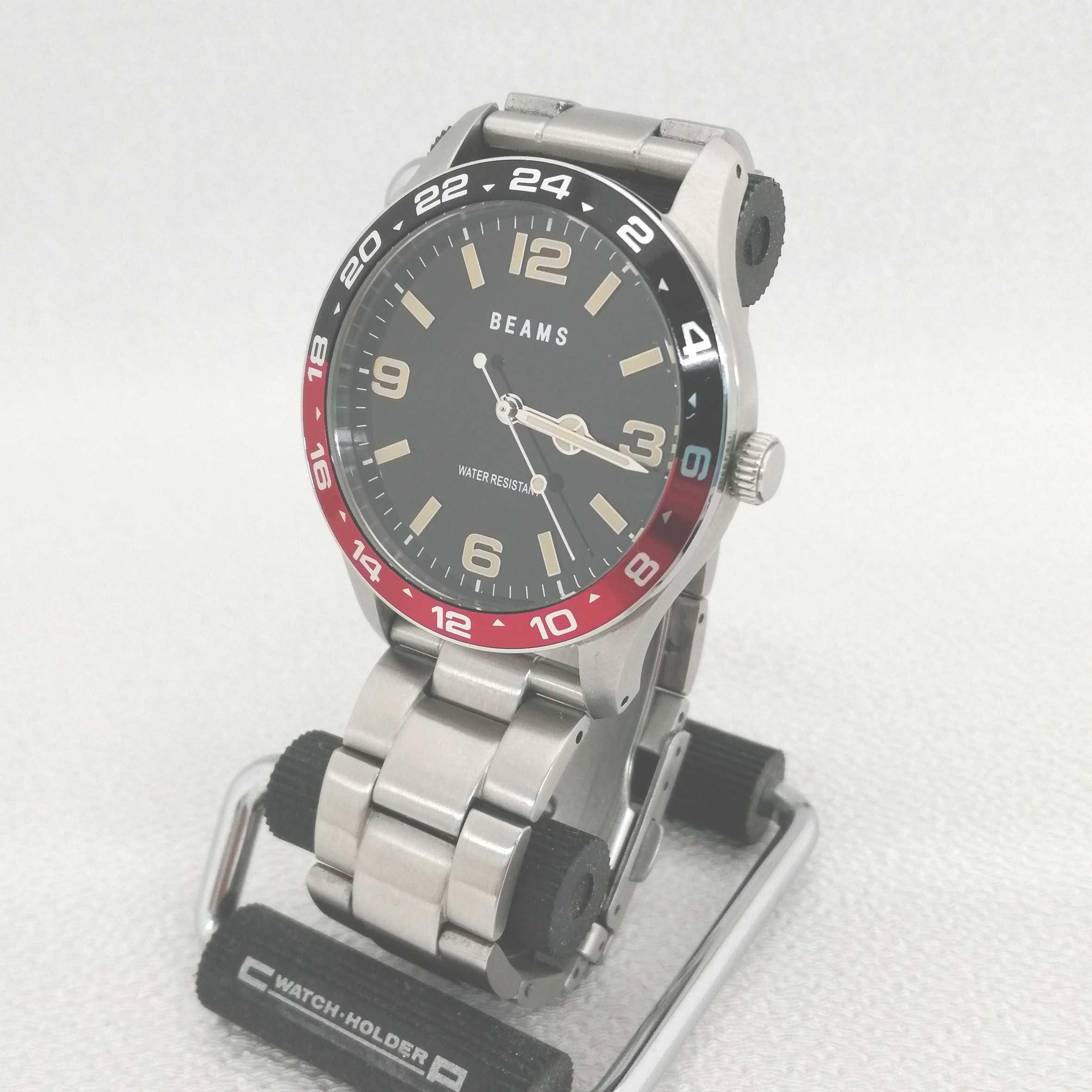 クォーツ・アナログ腕時計|BEAMS