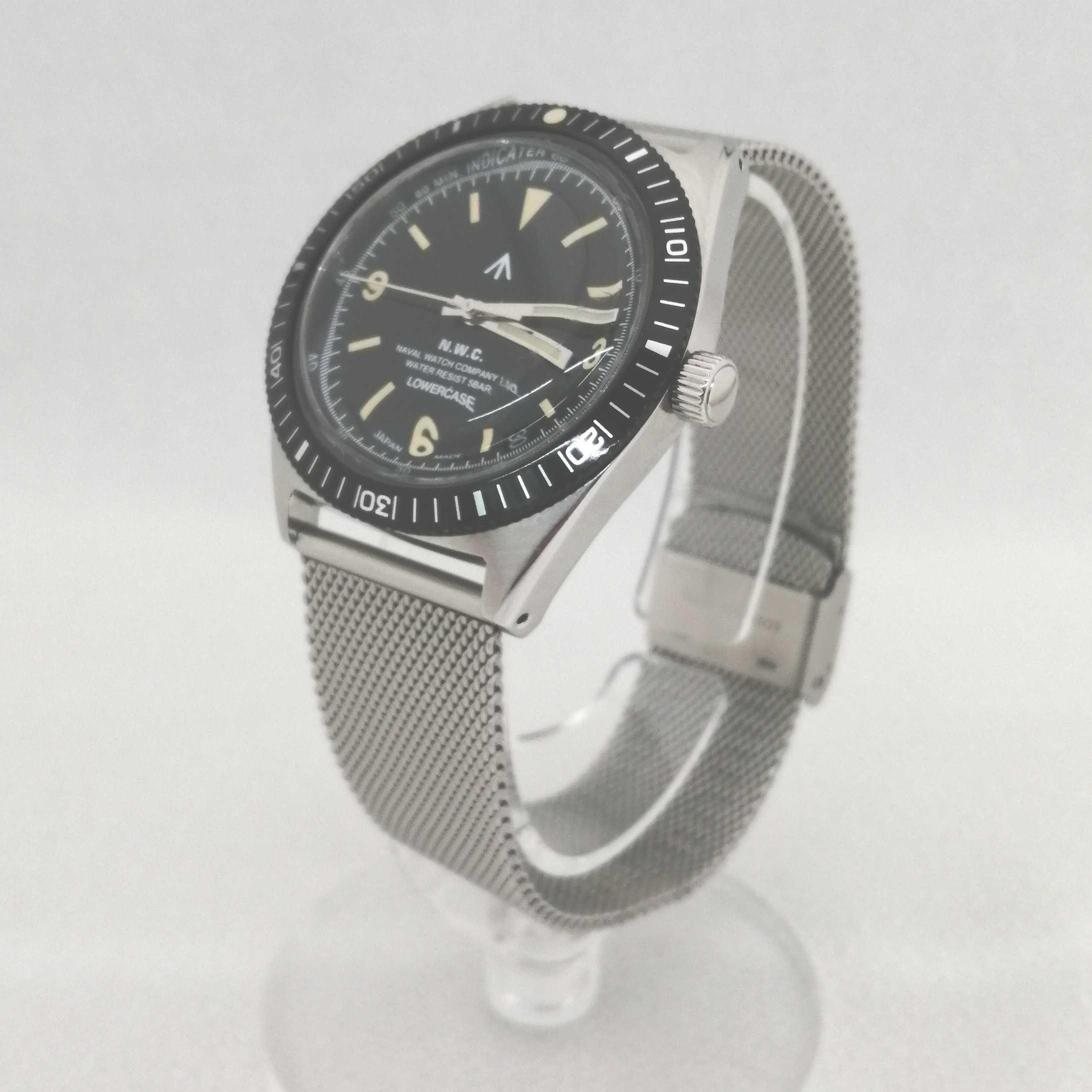クォーツ・アナログ腕時計|NAVAL WATCH