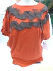 リボン付き半袖カットソー|LANVIN