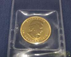 メイプル金貨 K24