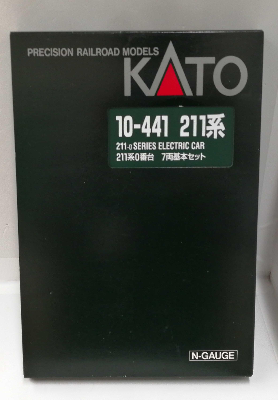 211系0番台7両基本セット KATO