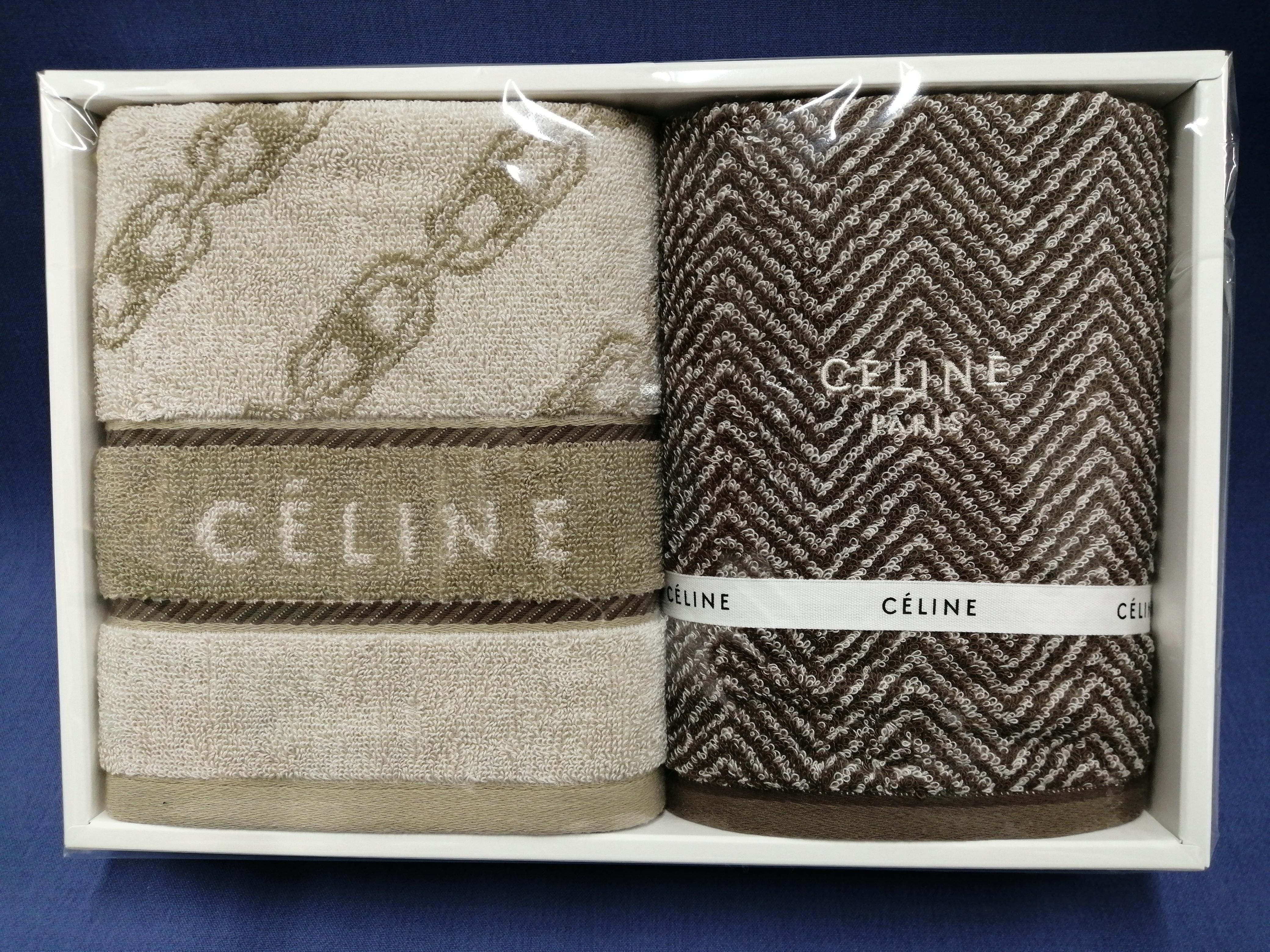 フェイスタオルセット|CELINE