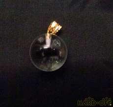 K18YG トップ|宝石付きペンダントトップ