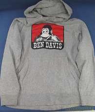 メンズパーカー(管理番号18080202) BEN DAVIS