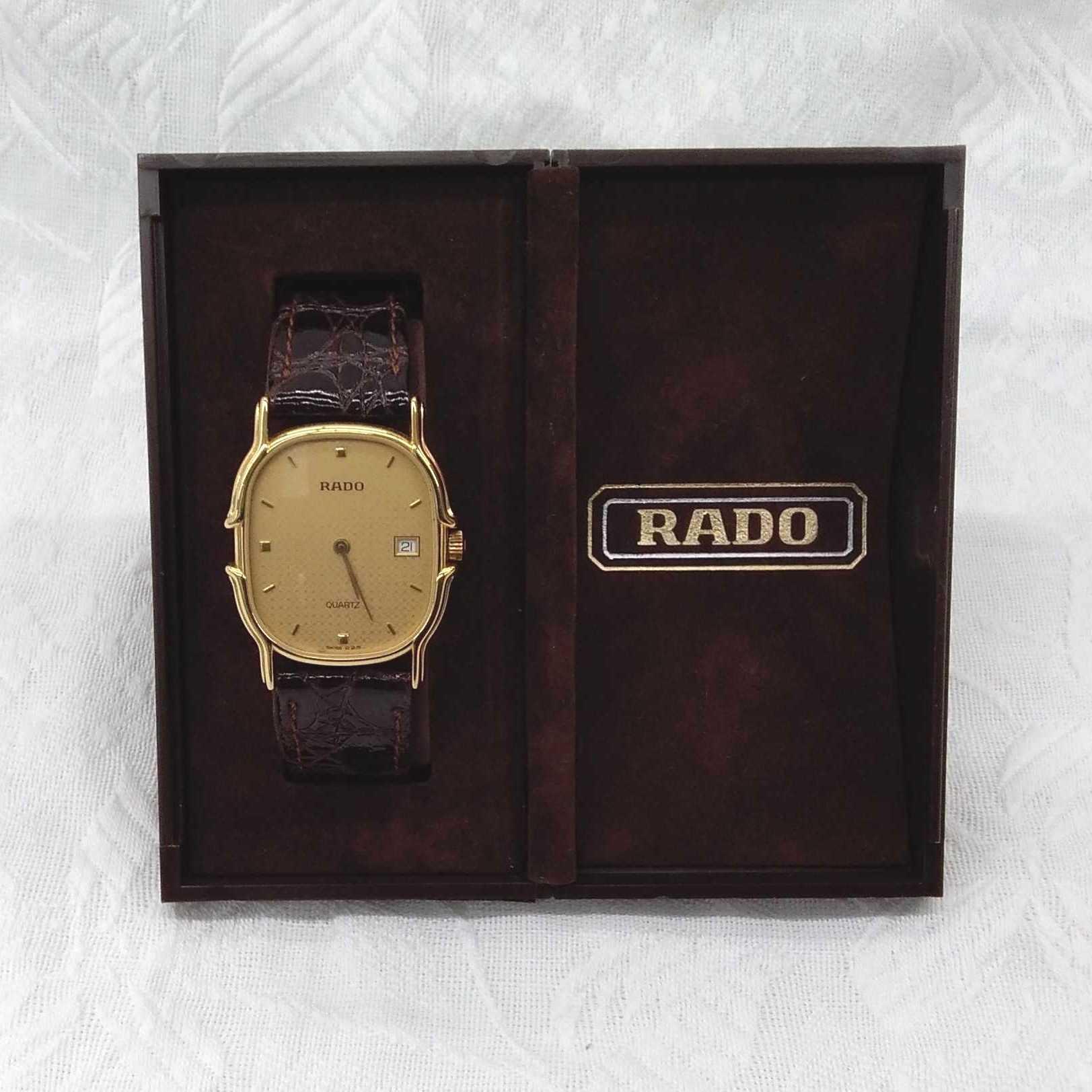 クオーツ腕時計|RADO