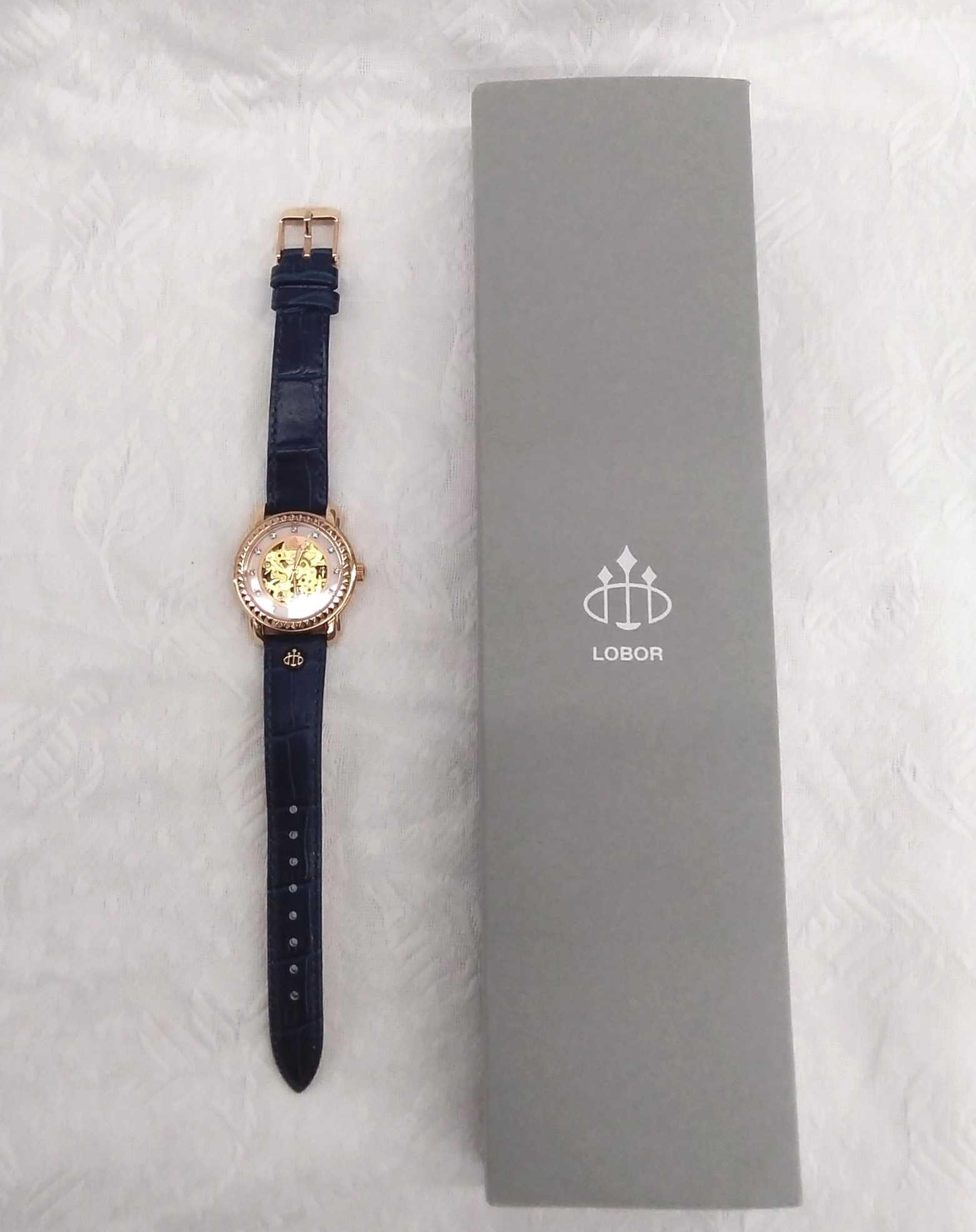 自動巻腕時計|LOBOR