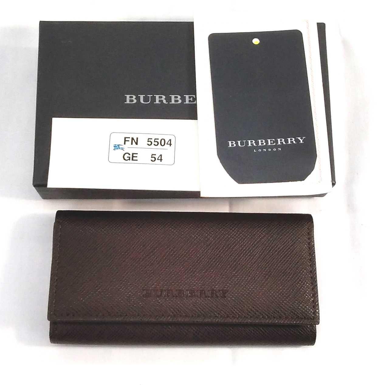 4連キーケース|BURBERRY