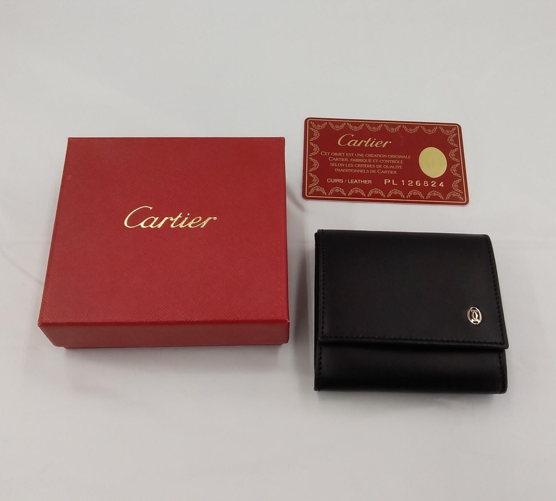 コインケース|CARTIER