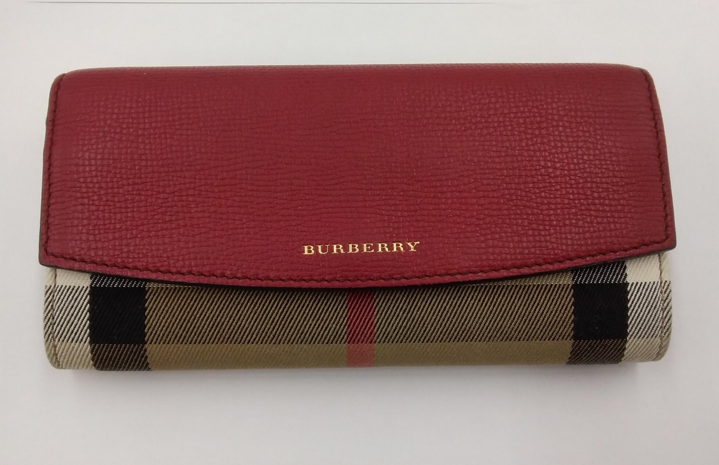 バーバリー 長財布|BURBERRY