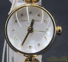 クォーツ・アナログ腕時計|TSUMORI CHISATO