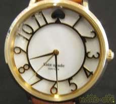 クォーツ・アナログ腕時計|KATESPADE