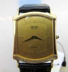 K14クオーツ腕時計|SEIKO