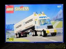 LEGO1831 マースクトレーラー|LEGO