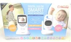 デジタルカラー・スマートビデオモニターⅡ|日本育児