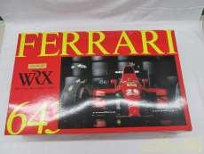 1/8フェラーリ643|ROSSO