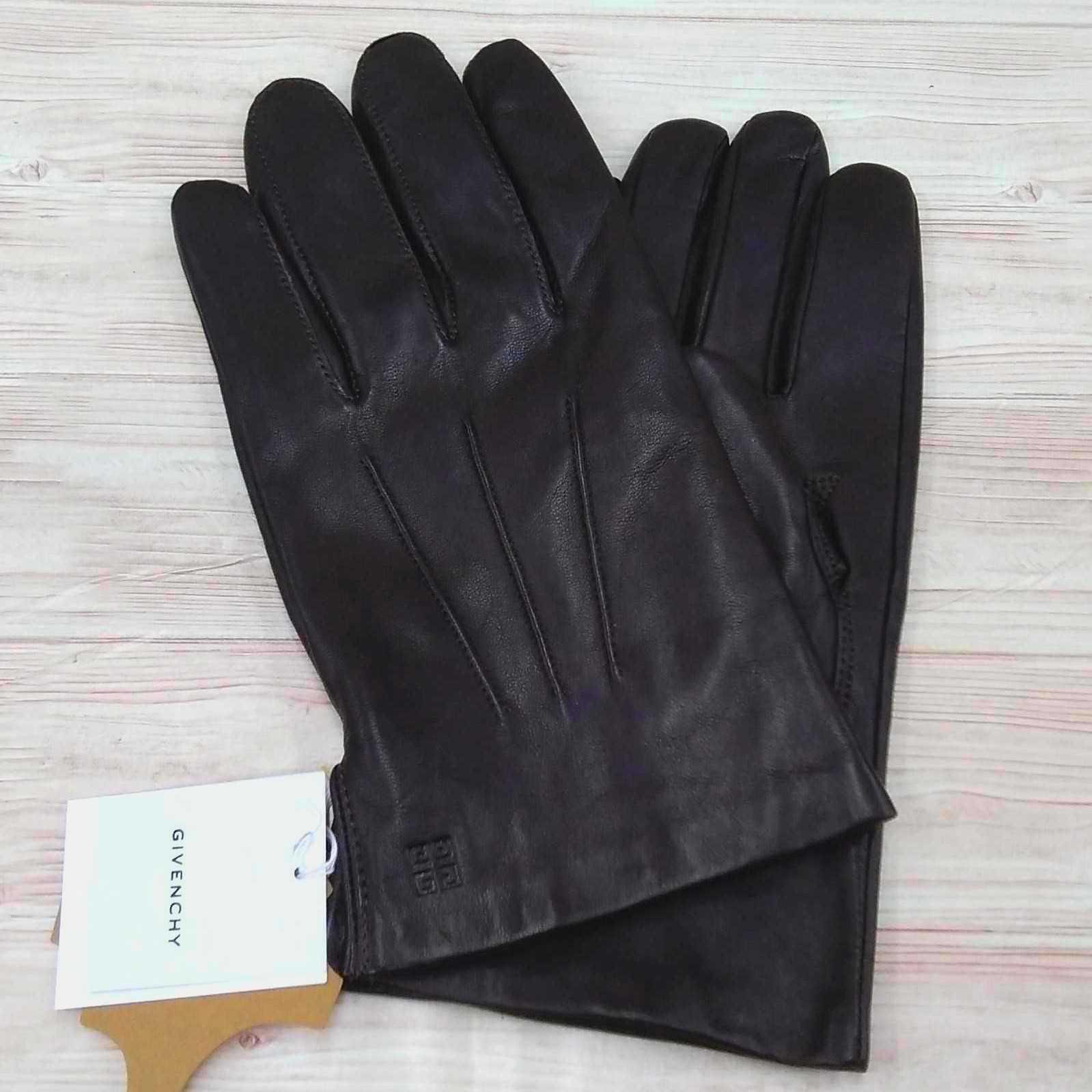 革手袋 GIVENCHY