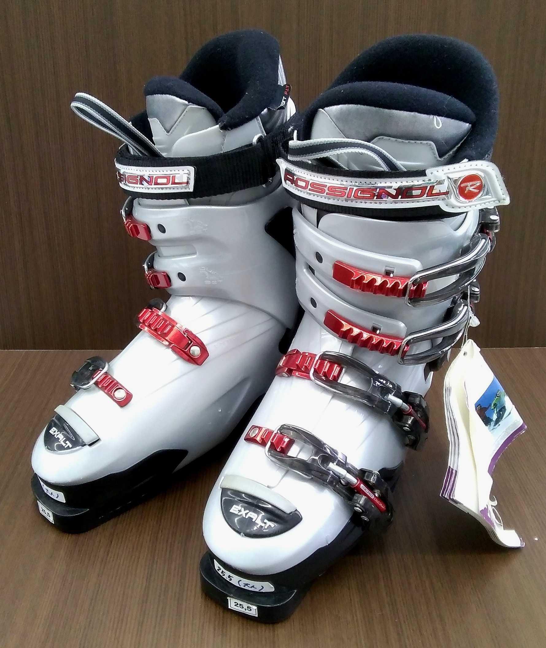スキーブーツ(グレー) ROSSIGNOL