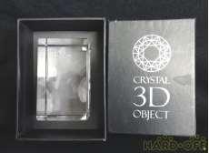 クリスタル3Dオブジェクト|NO ID