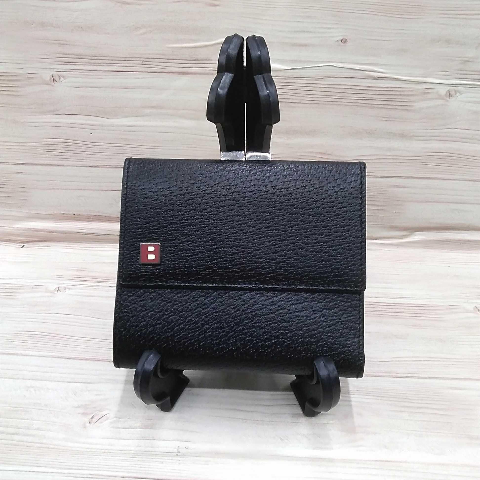 三つ折り財布|BALLY