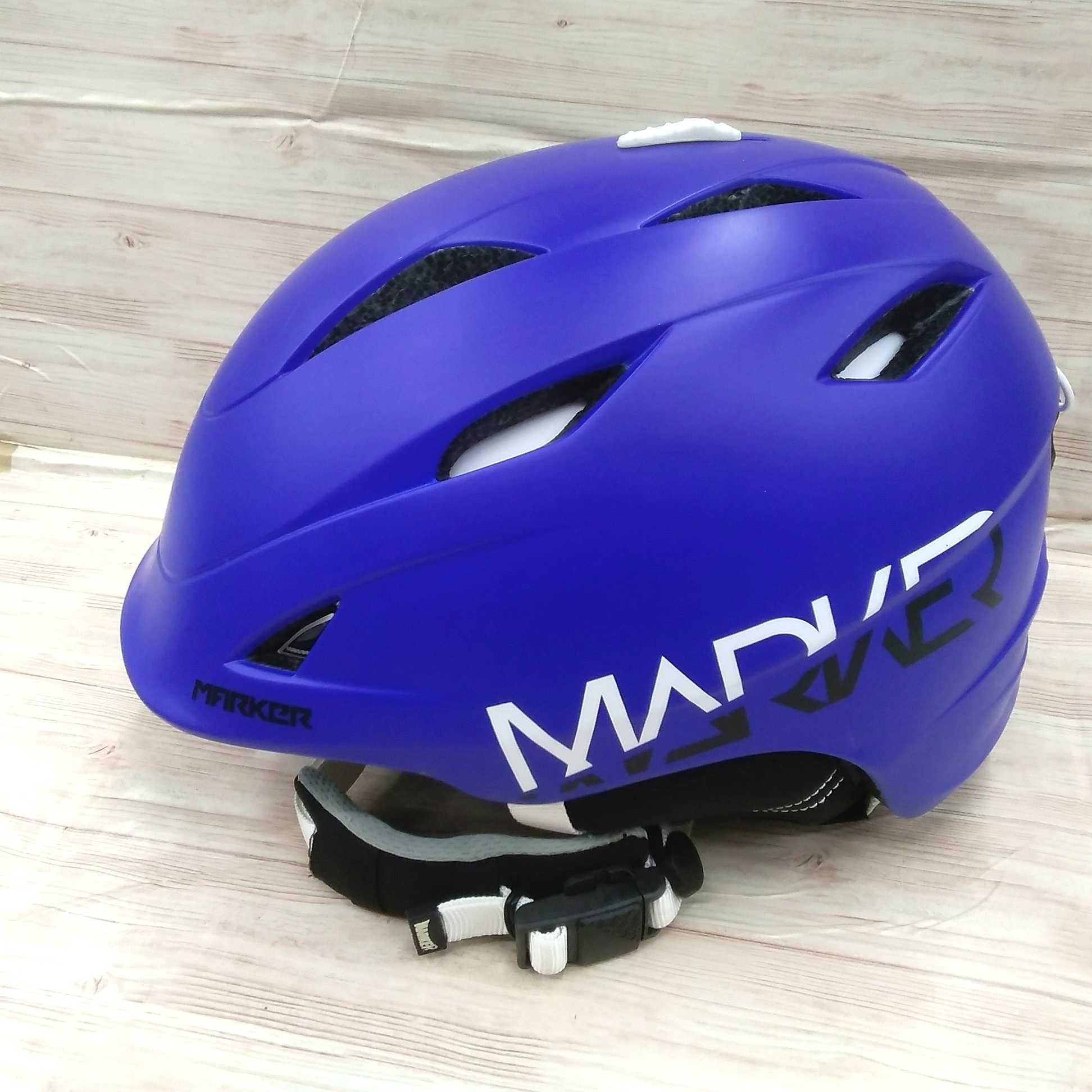 ウインタースポーツ用ヘルメット|MARKER