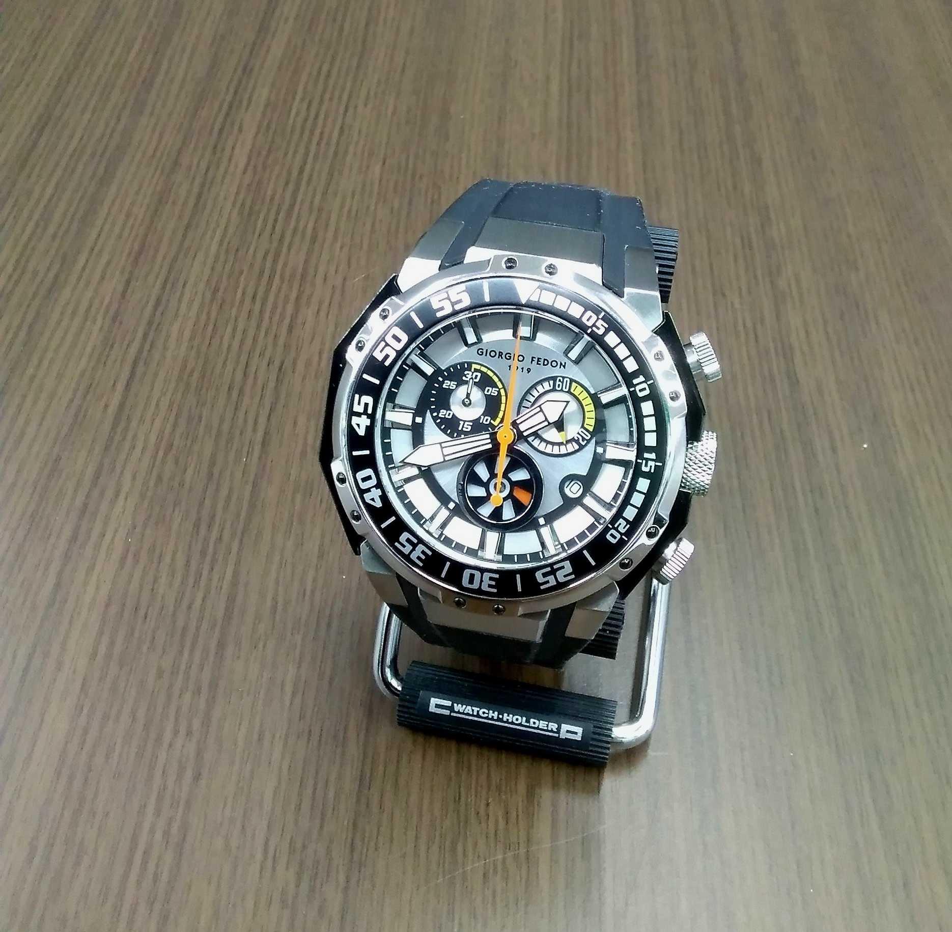 クォーツ・アナログ腕時計|GIORGIO FEDON