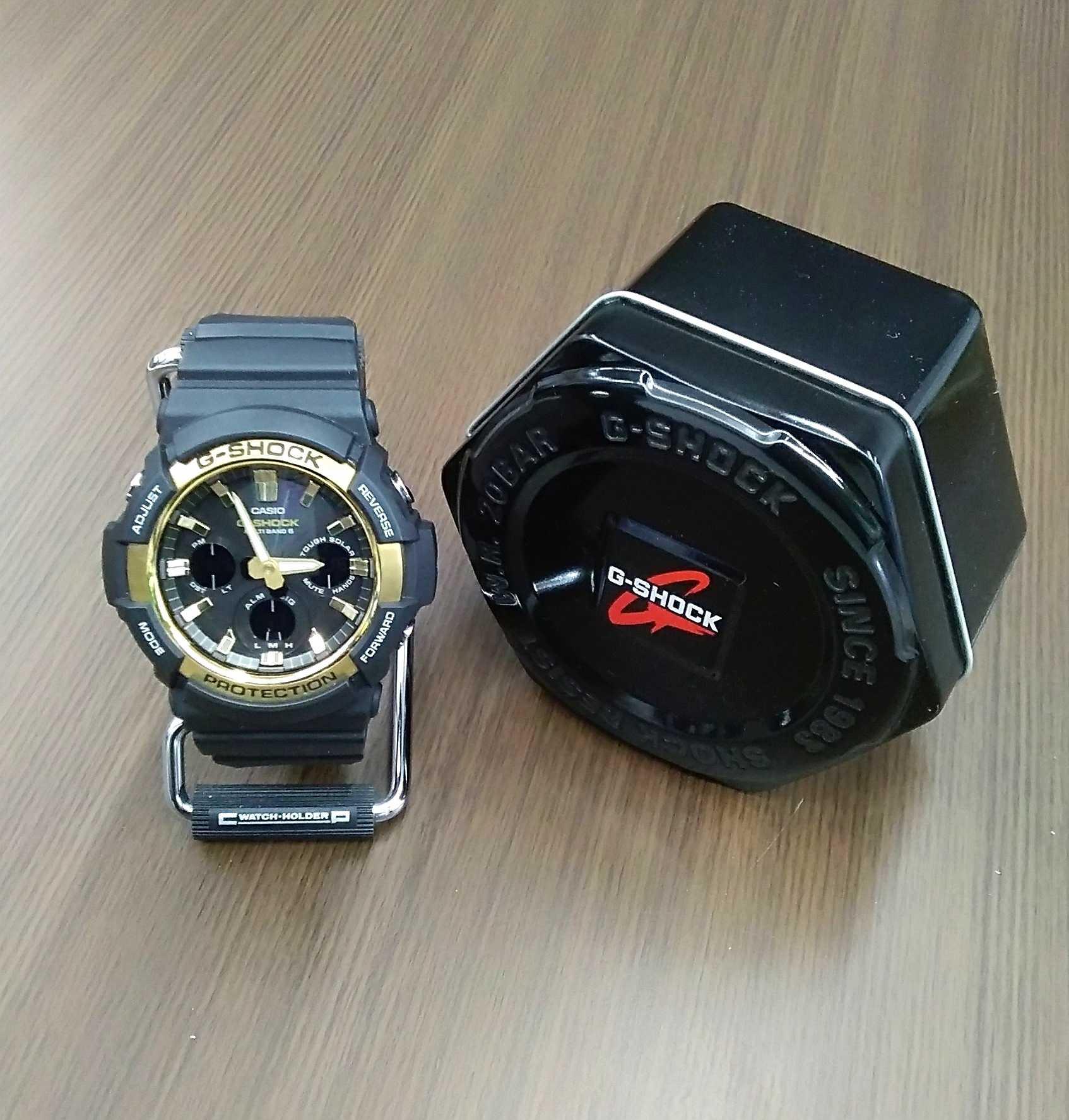 ソーラー電波腕時計|G-SHOCK