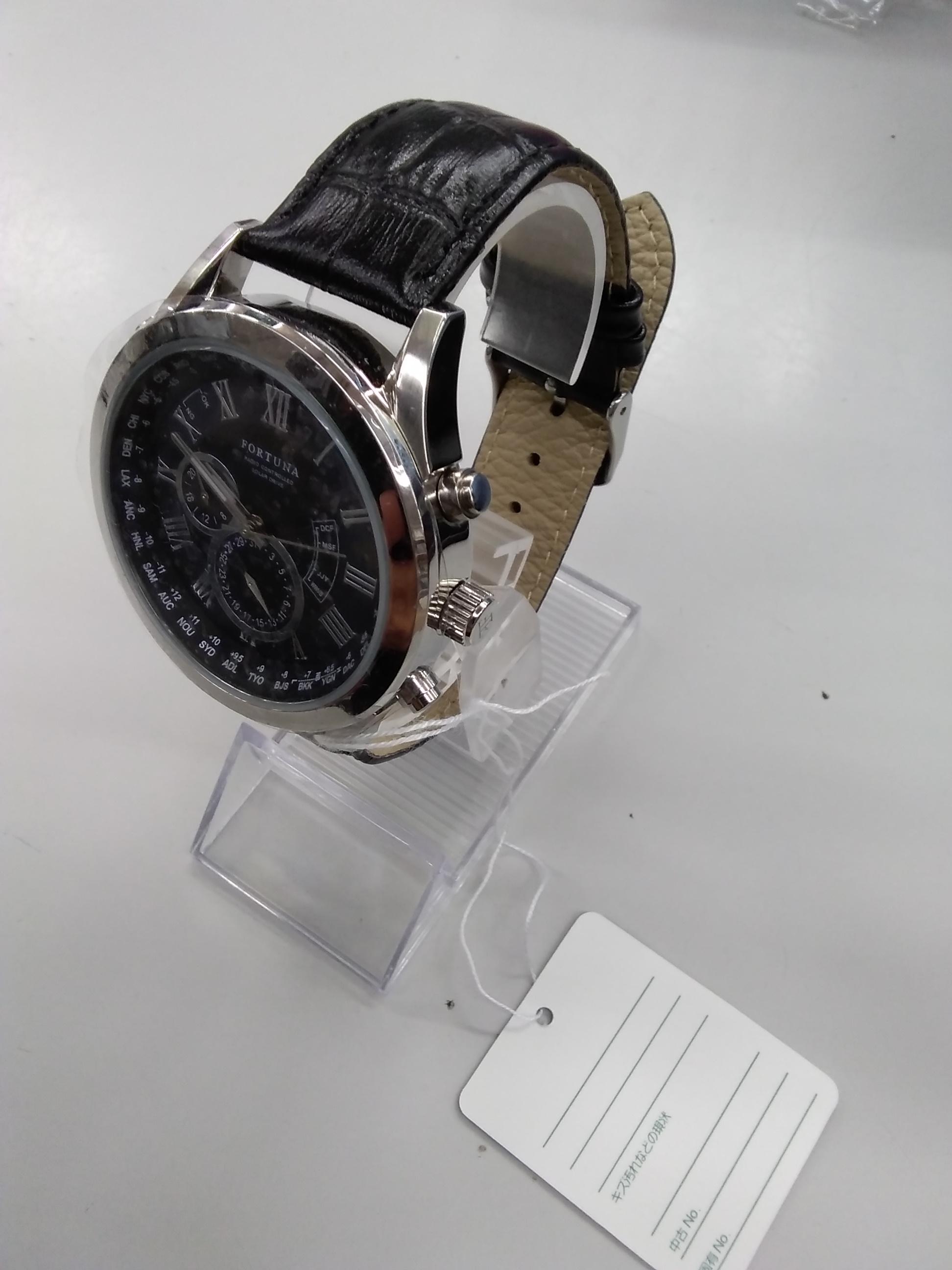 クォーツ・アナログ腕時計|FORTUNA