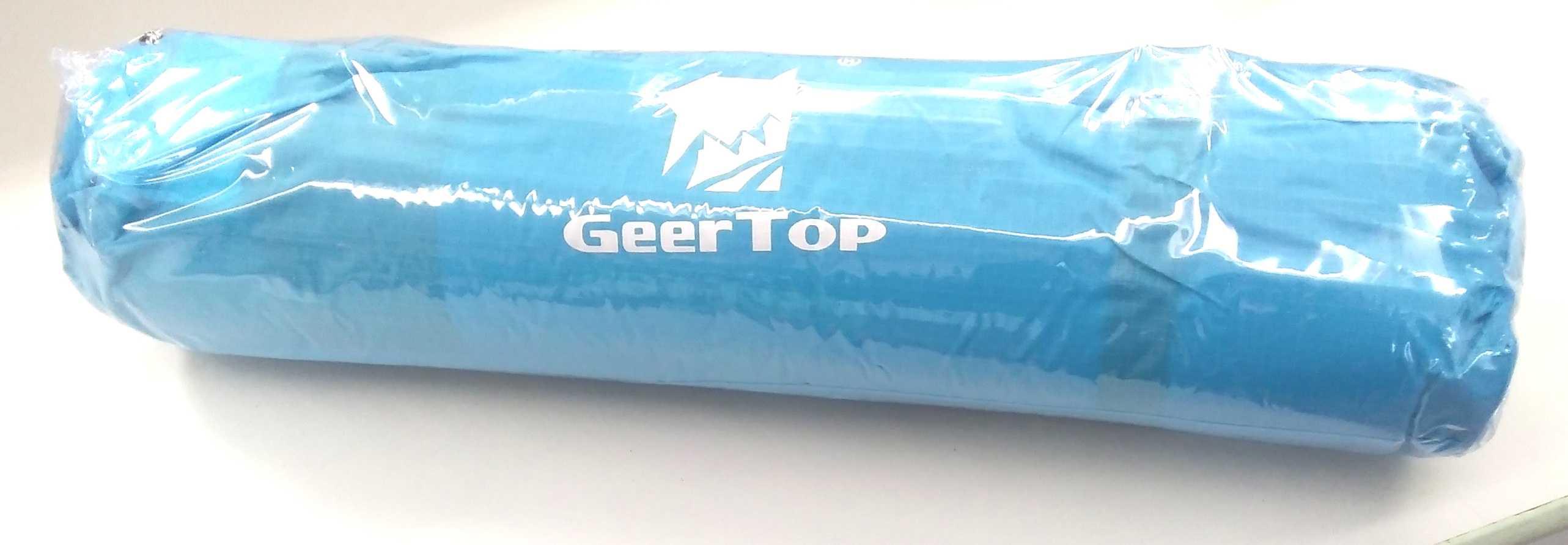 [未使用品]インフレータブルマット|GEER TOP